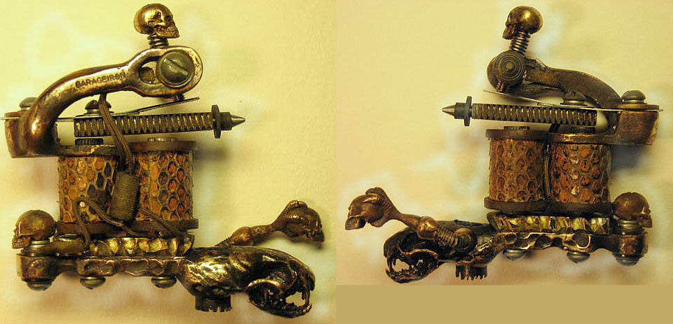 """BB """" IvoryJ.Walker Liner Tattoo Machine"""